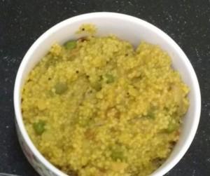 Thinai sambar saadham